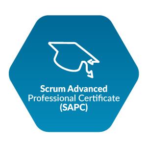 Scrum Advanced Professional Certificate (SAPC)