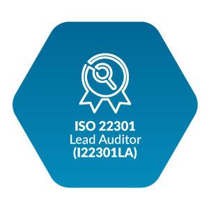 CertiProf Certified ISO 22301 Lead Auditor (I22301LA)