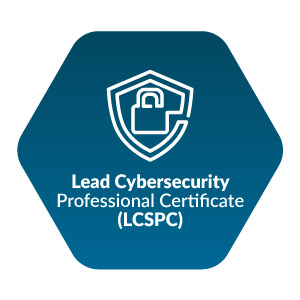 lead cybersecurity professional certificate certiprof
