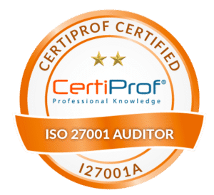 Certiprof Certified iso 27001 Auditor