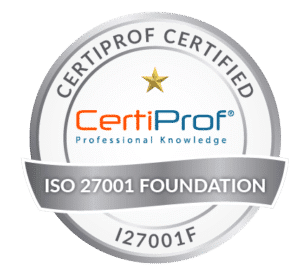 Certiprof Certified iso 27001 foundation
