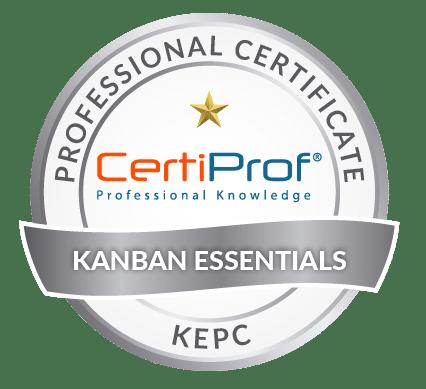 Certiprof kanban essentials professional certificate