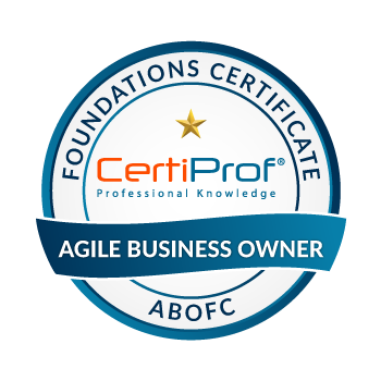 agile business owner foundationes certificate certiprof