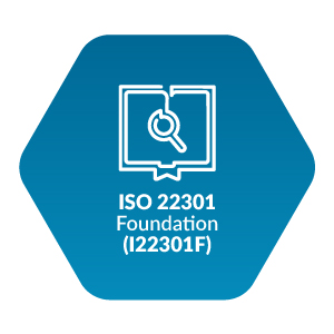 CertiProf Certified ISO 22301 Foundation (I22301F)