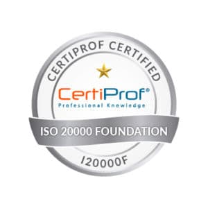 Certiprof Certified iso 20000 foundation Shop