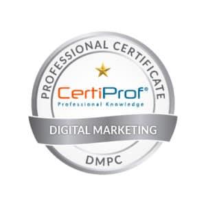 Certiprof Digital Marketing professional certificate Shop