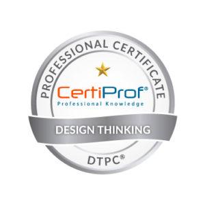 Design Thinking Professional Certificate Certiprof